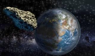 Озвучена дата, когда километровый астероид максимально подлетит к Земле