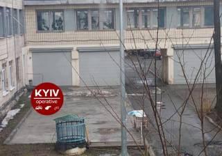 В одной из киевских больниц произошло самоубийство