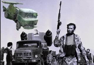 Самодельные «Грады». Часть 1. Бывший СССР