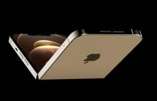 Стало известно, как будет выглядеть «гибкий» iPhone