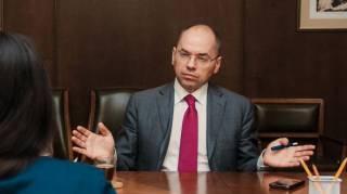 Степанов честно признал, кто несет ответственность за медленный темп вакцинации в Украине