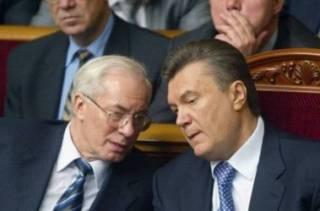 СНБО вводит санкции против Януковича, Азарова и прочих «больших шишек». Появился список