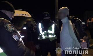На Полтавщине мужчина пытался «телепортироваться» домой, забравшись на крышу школы