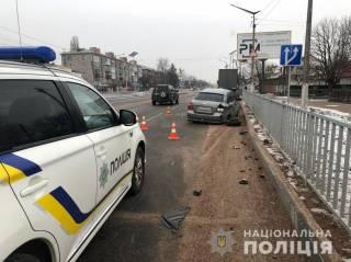 Жертвами ДТП в Коростышеве стали три человека