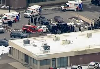Появилось видео кровавой бойни в одном из американских супермаркетов