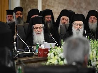 В РПЦ заявили о необходимости встречи в «Амманском формате» из-за действий Фанара