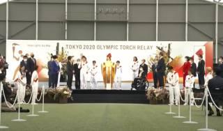 Олимпиада в Токио официально «стартовала»