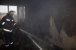 Пожар в Харьковской области: погиб маленький мальчик