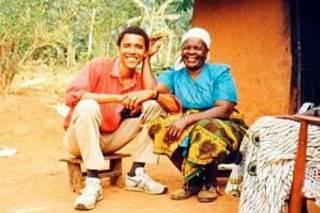 Умерла африканская бабушка Обамы