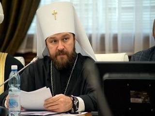 Митрополит Иларион объяснил, почему Церковь не благословляет однополые браки