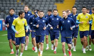 Матч Украина – Казахстан оказался под угрозой срыва. У соперника вспышка коронавируса