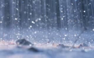 Апрель принесет в Украину проливные дожди