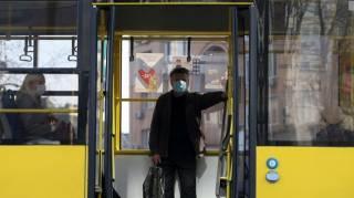 Киев готовится к закрытию садиков, школ и остановке транспорта