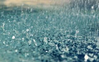 На выходные в Украине ожидается кардинальное ухудшение погоды