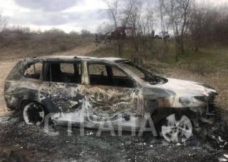 В Днепре в собственном авто сожгли бизнесмена. Перед этим его пытали