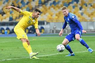 Сборная Украины опозорилась в матче с Казахстаном в отборе на ЧМ
