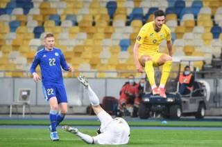 Эксперты высчитали, какое место займет сборная Украины в отборочной группе на чемпионат мира в Катаре