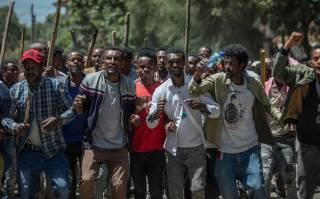 В Африке боевики устроили массовое убийство в одной из деревень