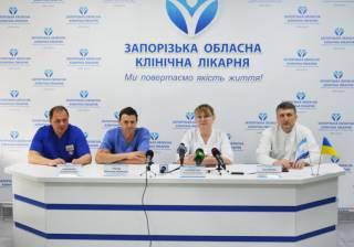Украинские врачи провели уникальную операцию