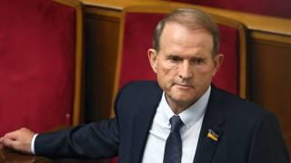 Виктор Медведчук объяснил, почему Зеленского не пригласили на встречу Меркель, Макрона и Путина