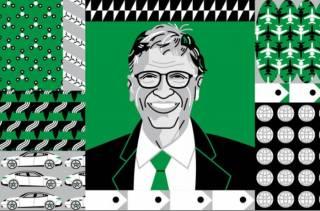 Куда ведет человечество Билл Гейтс?
