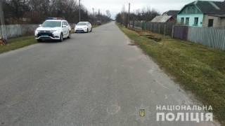 В Житомирской области коп насмерть сбил человек и сбежал с места ДТП