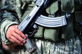 Пограничник из Николаева застрелил себя из автомата на границе с Беларусью