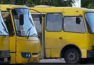 Водители киевских маршруток не выдерживают агрессии пассажиров и массово уходят с маршрутов