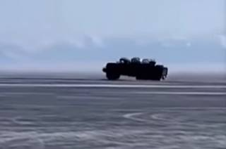 Появилось видео необычного ДТП в России