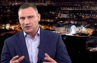 Кличко объяснил, почему киевляне вынуждены стоять в многокилометровых пробках
