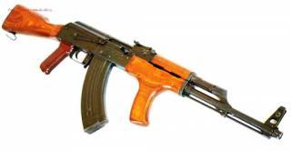 Атака клонов: автомат Калашникова АК-47. Восточная Европа и Китай