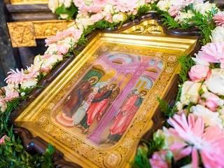 В Киево-Печерской лавре в день праздника Благовещения Богородицы состоится 8 литургий