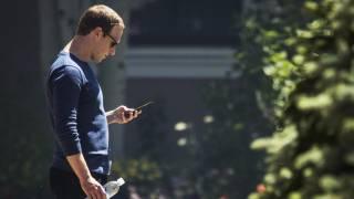 Благодаря сливу информации из Facebook стало известно, каким мессенджером пользуется Цукерберг