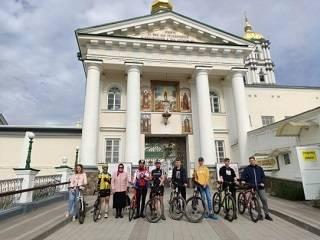 В июне велопаломники УПЦ преодолеют 450 километров из Киева к Почаевской лавре