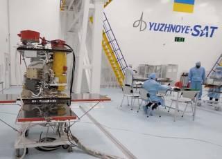 Украинский спутник может появиться на  орбите уже до конца года