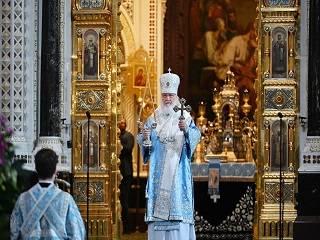 Патриарх Кирилл в день Благовещения рассказал об особой миссии Богородицы