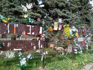 Вандалы атаковали мемориал жертвам 2 мая в Одессе