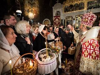 Управделами УПЦ рассказал, как православные будут праздновать Пасху в условиях локдауна