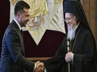Визит Патриарха Варфоломея может угрожать общественной стабильности – управделами УПЦ