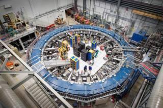 В результате экспериментов с элементарными частицами ученые обнаружили кое-что странное