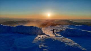 В Карпатах ударил неслабый мороз