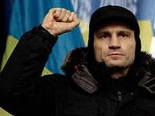 Кличко хочет показать киевлянам, как родители хоронят детей, и из больниц вывозят трупы