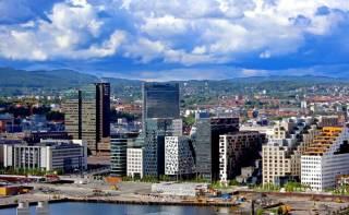 В Осло труп пролежал в квартире десять лет