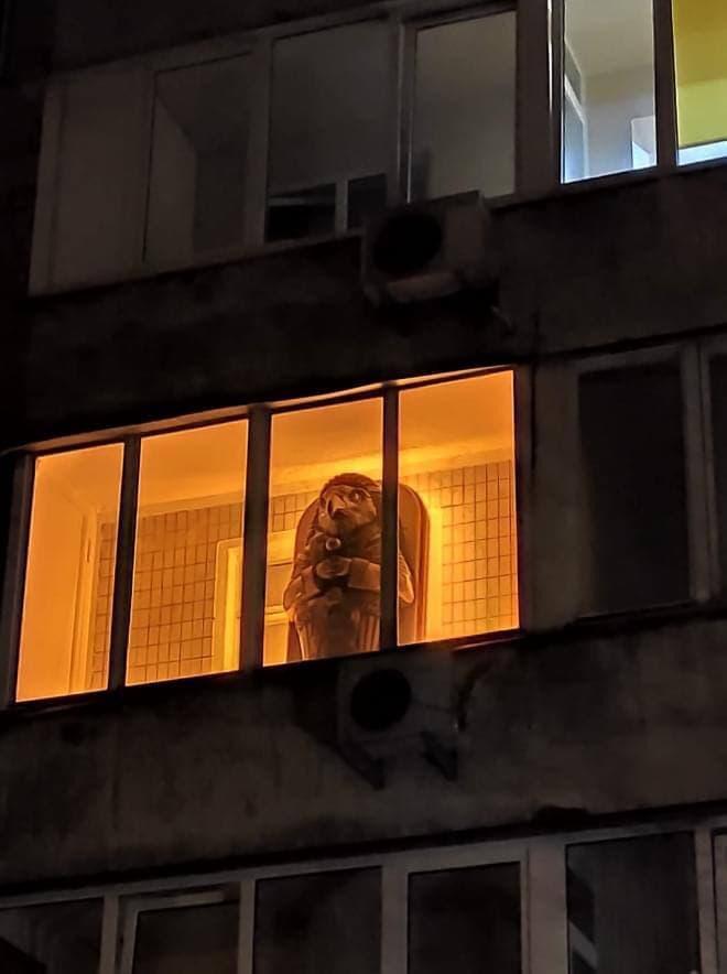 Саркофаг в Киеве
