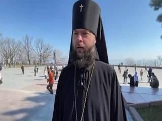 В УПЦ почтили память освободителей Одессы
