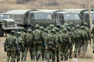 В Кремле объяснили стягивание своих войск к украинской границе