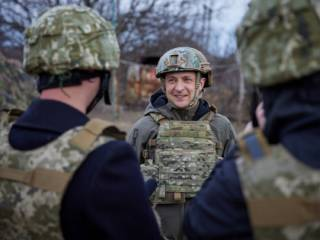Зеленский рапортовал о готовности Украины к российскому вторжению