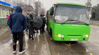 На Запорожье могут полностью остановить общественный транспорт