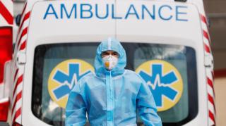 В НАН рассказали, кто в Украине чаще других болеет коронавирусом