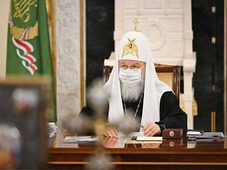 Патриарх Кирилл вакцинировался от коронавируса